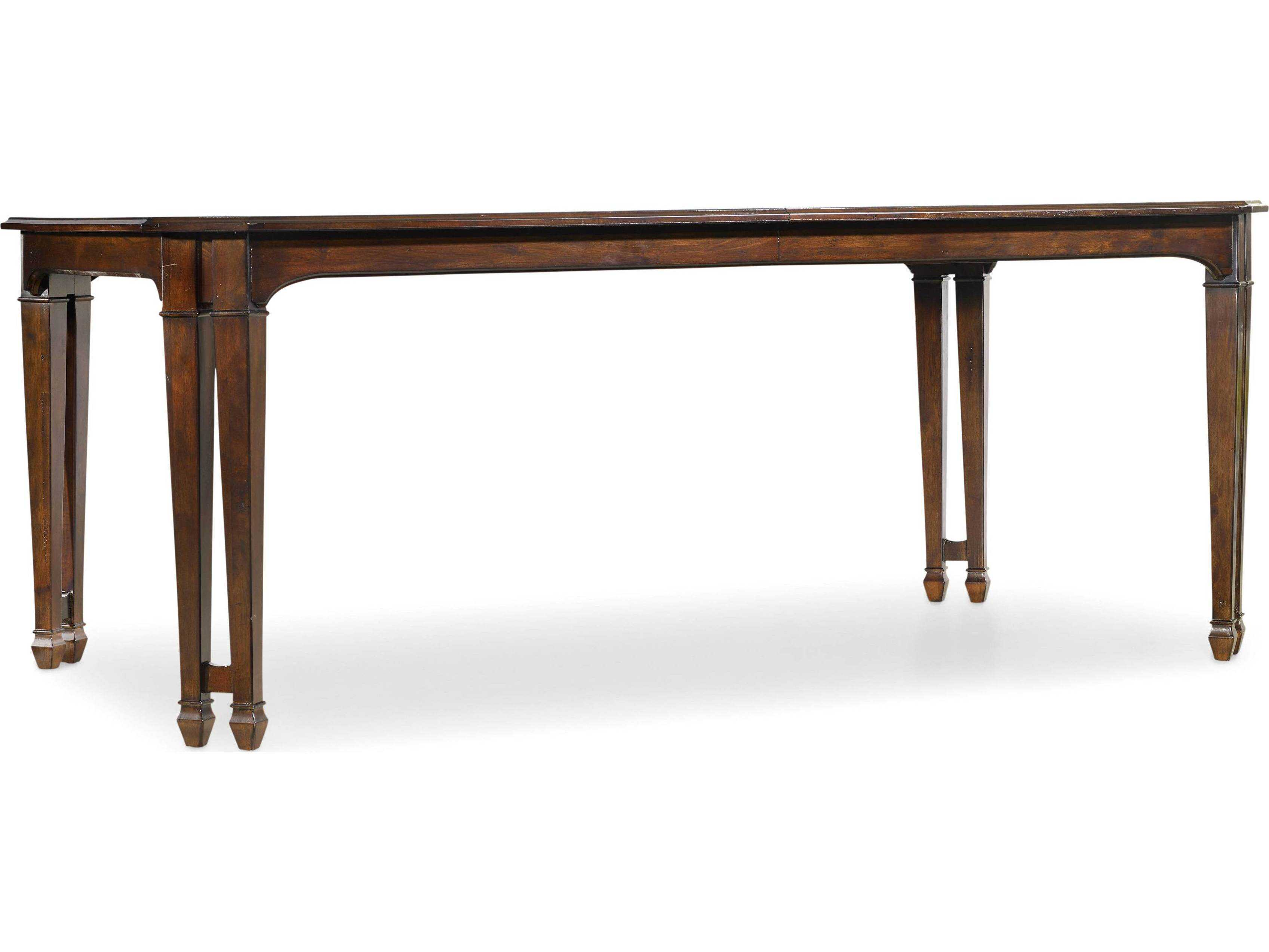 dark wood 76 39 39 l x 44 39 39 w rectangular dining table hoo518