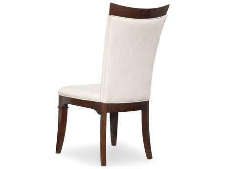 Hooker Furniture Palisade Dark Wood Dining Side Chair