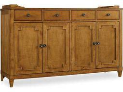 Hooker Furniture Palisade Light Wood 60''L x 18''W Rectangular Server