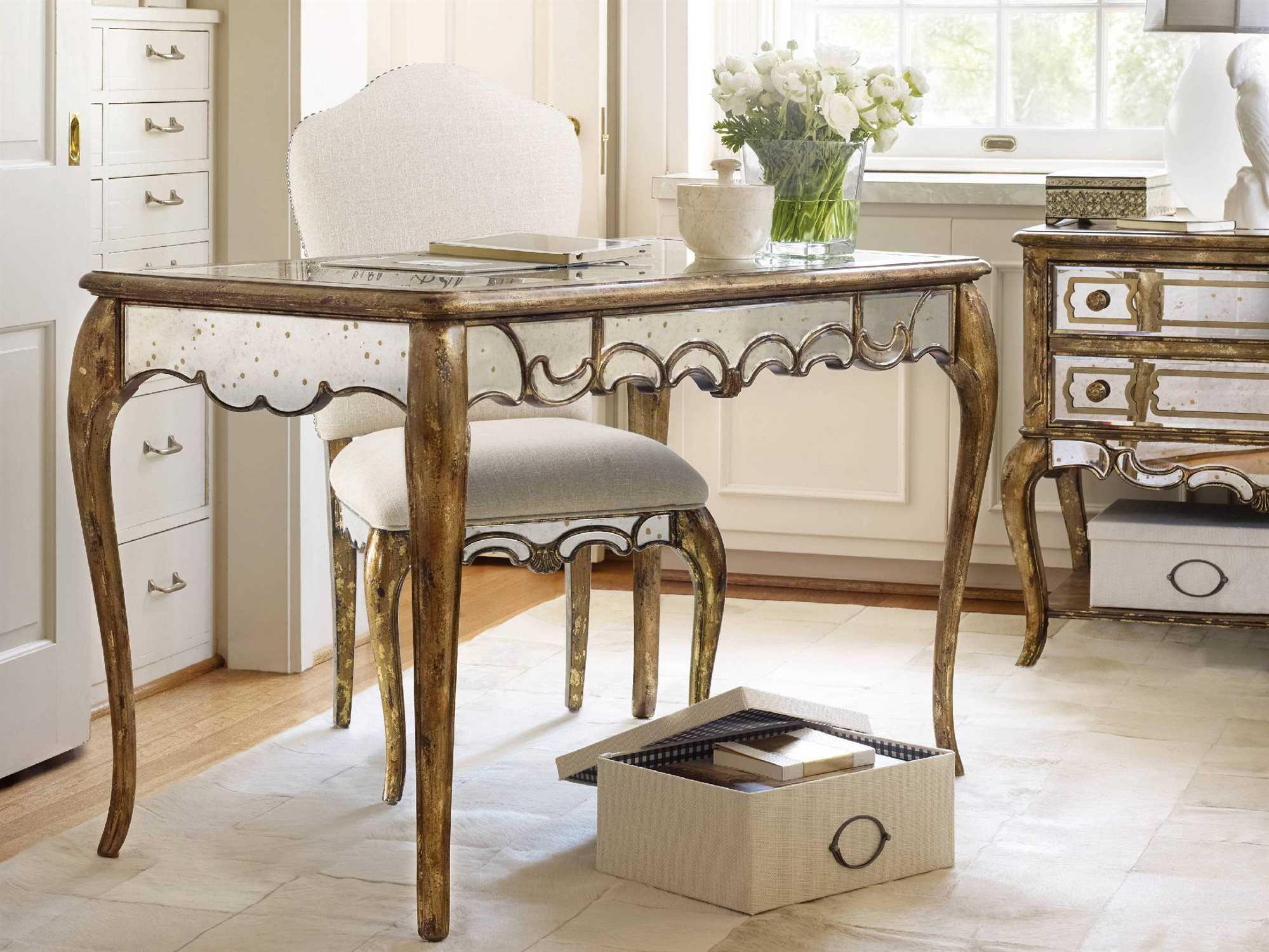Hooker furniture home office set hoo519910482set - Hooker home office furniture ...