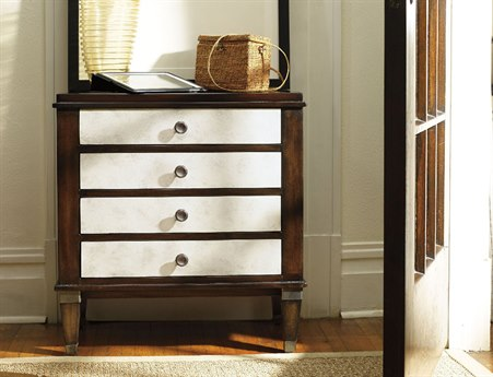 Hooker Furniture E-Charge Dark Wood Center File Cabinet