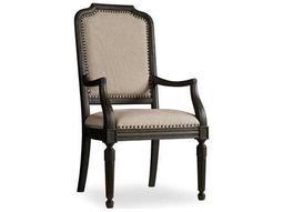 Hooker Furniture Corsica Dark Wood Dining Arm Chair