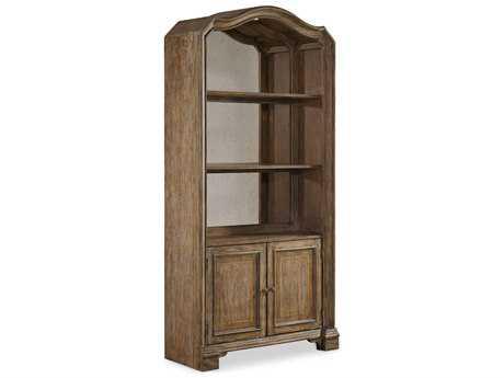 Hooker Furniture Solana Light Wood Bunching Bookcase