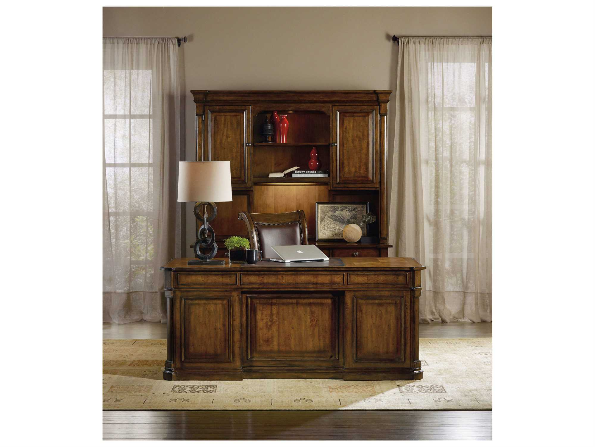 Hooker Furniture Tynecastle Home Office Set Hoo532310464set