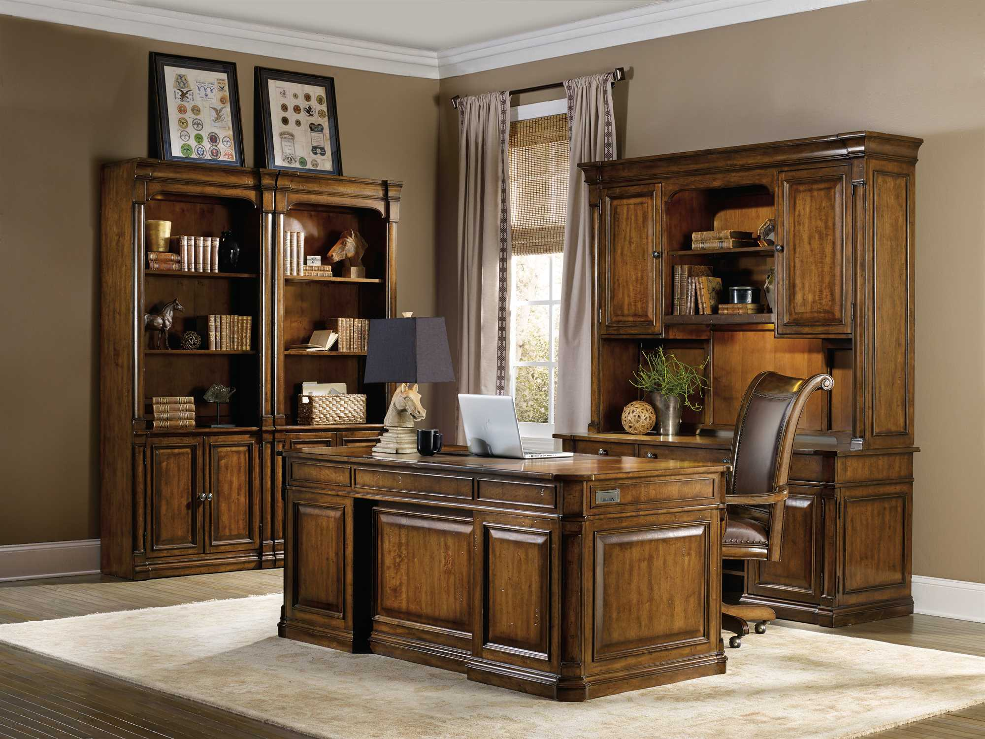 Hooker Furniture Tynecastle Home Office Set