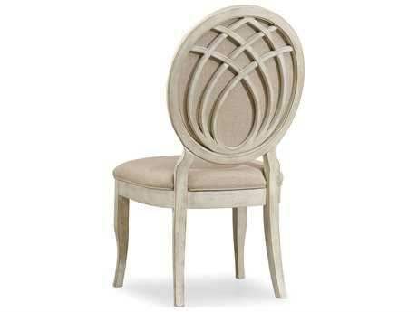 Hooker Furniture Sunset Point White, Cream & Beige Dining Side Chair