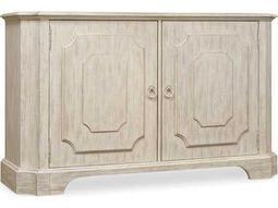 Hooker Furniture Sunset Point White, Cream & Beige 62''L x 20''W Rectangular Credenza