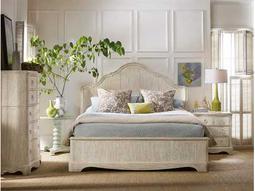 Hooker Furniture Sunset Point Wood Panel Bed Bedroom Set