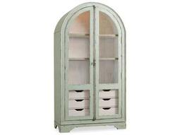 Hooker Furniture Sunset Point St John Blue with Hatteras White Display China Cabinet