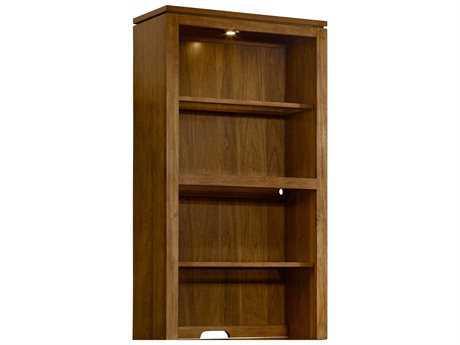 Hooker Furniture Viewpoint Medium Brown Open Hutch