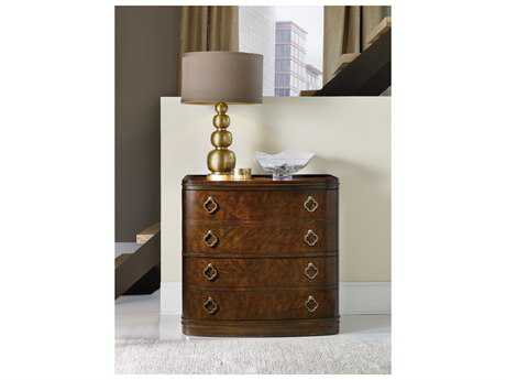 Hooker Furniture Skyline Dark Cathedral Cherry Lateral File Cabinet