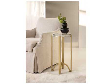 Hooker Furniture Skyline Gold 13'' Wide Round End Table