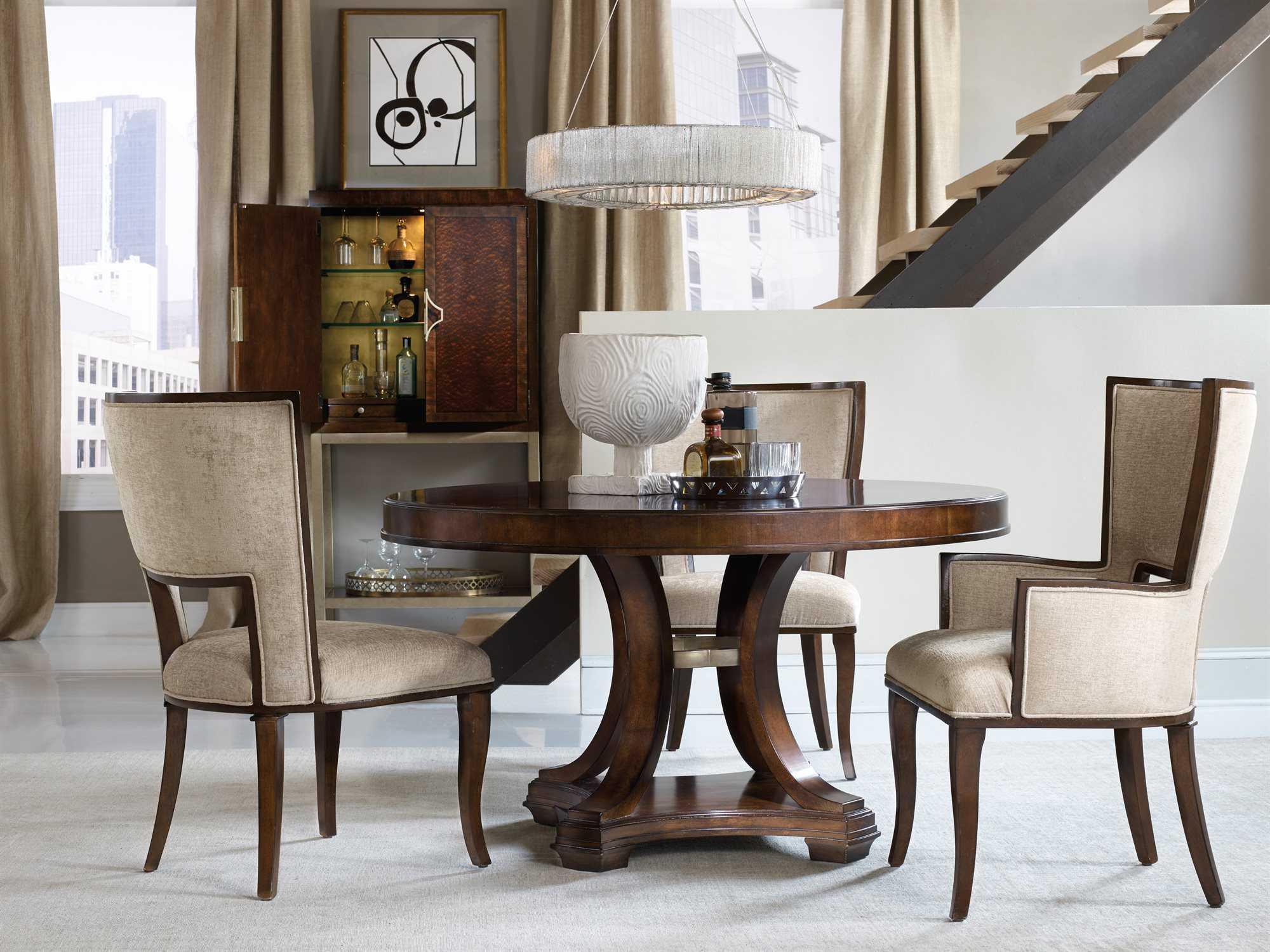 Hooker Furniture Skyline Dining Room Set Hoo533675203set