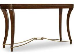 Hooker Furniture Skyline Dark Wood 52''L x 18''W Rectangular Console Table
