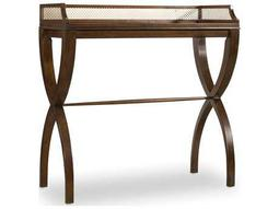 Hooker Furniture Skyline Dark Wood 40''L x 17''W Rectangular Console Table