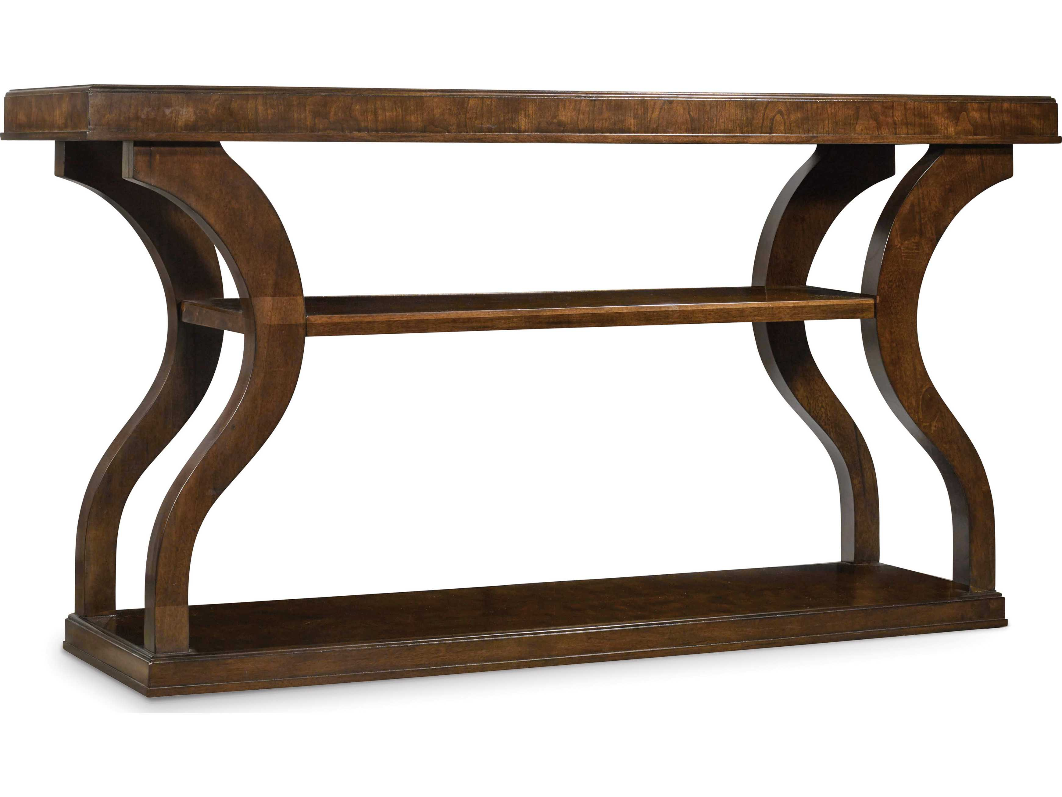 Hooker furniture skyline dark wood 65 39 39 l x 18 39 39 w for 65 sofa table