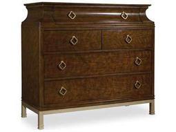 Hooker Furniture Skyline Dark Cathedral Cherry Bureau Single Dresser