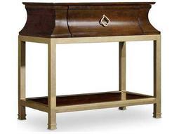 Hooker Furniture Skyline Dark Cathedral Cherry 34''W x 19''D Rectangular Nightstand