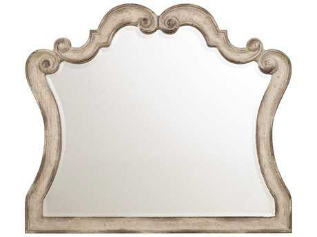 Hooker Furniture Chatelet Paris Vintage 46''W x 40''H Landscape Dresser Mirror