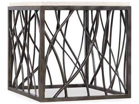 Hooker Furniture Whites, Creams & Beige 24''L x 28''W Rectangular End Table