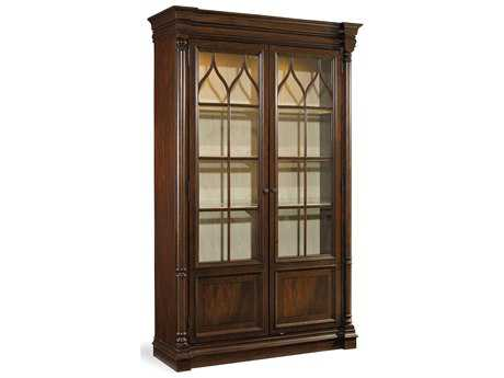 Hooker Furniture Leesburg Rich Traditional mahogany China Cabinets