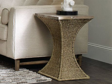 Hooker Furniture Studio 7H Scandinavian 16'' Wide Square End Table