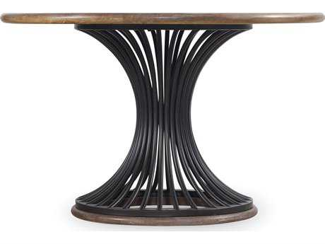 Hooker Furniture Studio 7H Scandinavian 54'' Wide Round Dining Table