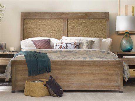 Hooker Furniture Studio 7H Scandinavian King Size Panel Bed