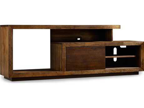 Hooker Furniture Studio 7H Rustic Chic 72''L x 16''W Rectangular Entertainment Console