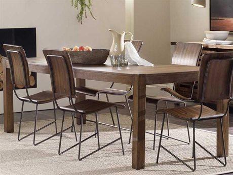 Hooker Furniture Studio 7H Scandinavian 76''L x 38''W Rectangular Dining Table