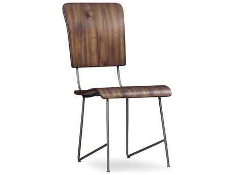 Hooker Furniture Studio 7H Vibe Bentwood Rustic Chic Dining Side Chair