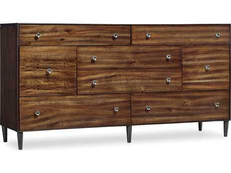 Hooker Furniture Studio 7H Rustic Chic Quant Double Dresser