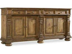 Hooker Furniture Sanctuary Antique Hickory 80.5''L x 21''W Rectangular Buffet