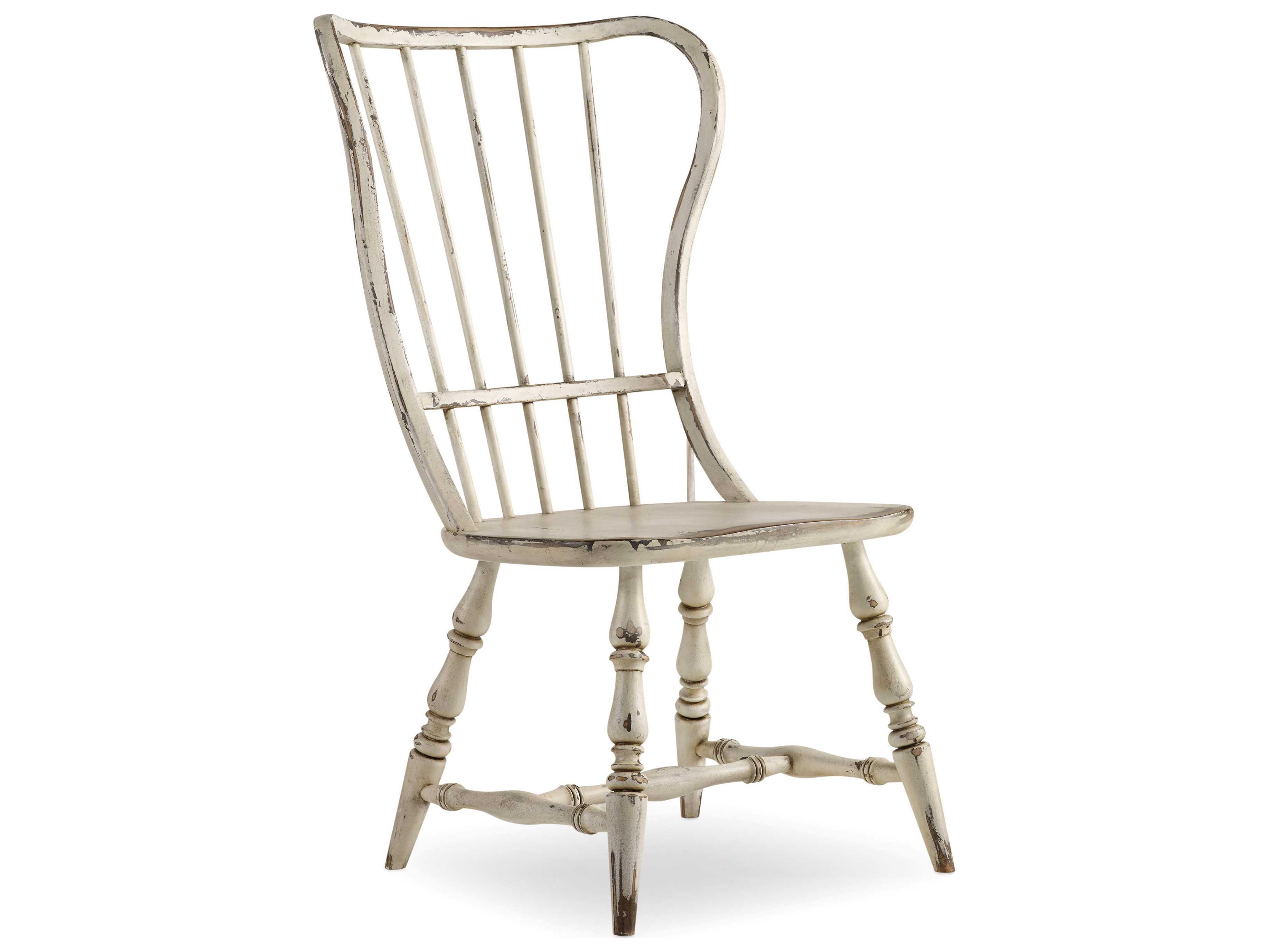 Hooker Furniture Sanctuary Vintage Chalky White Spindle