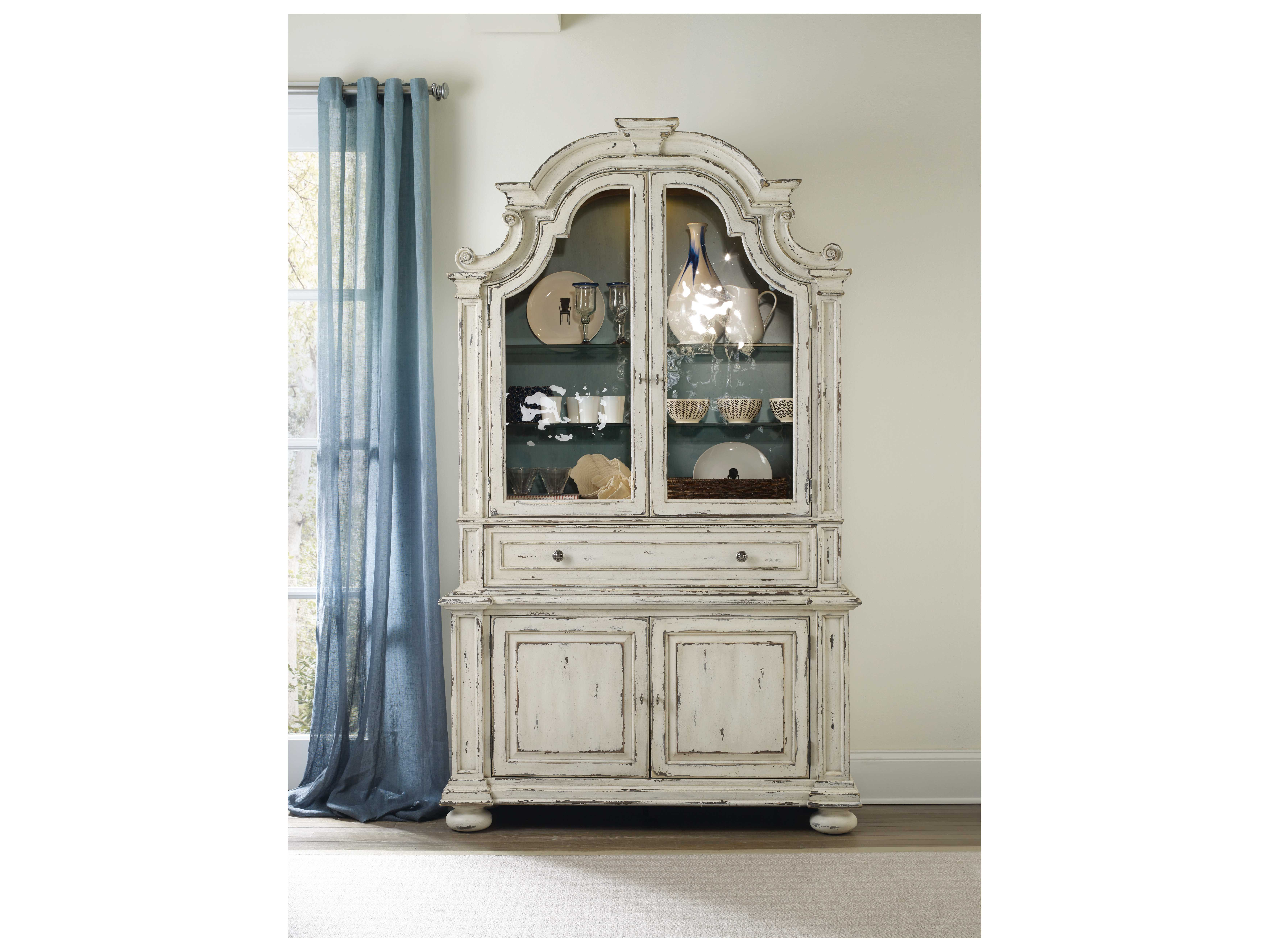 Hooker Furniture Sanctuary Sanctuary Dining Cabinet Hutch Hoo540375903