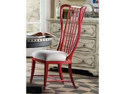Sanctuary Ultra True Red Tall Spindle Dining Side Chair
