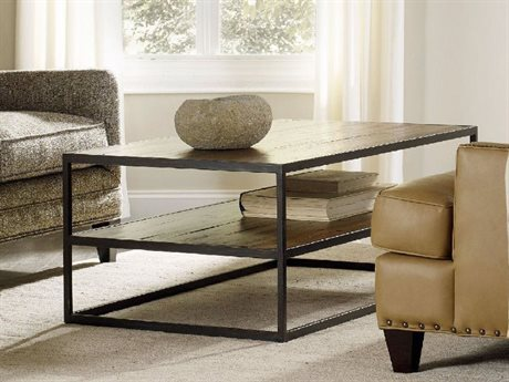Hooker Furniture Chadwick 48''L x 28''W Rectangular Cocktail Table