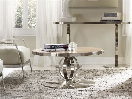 Hooker Furniture East Village 24 Wide Round End Table