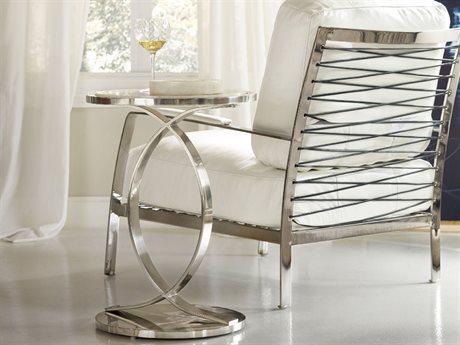 Hooker Furniture East Village 18'' Wide Round Martini End Table