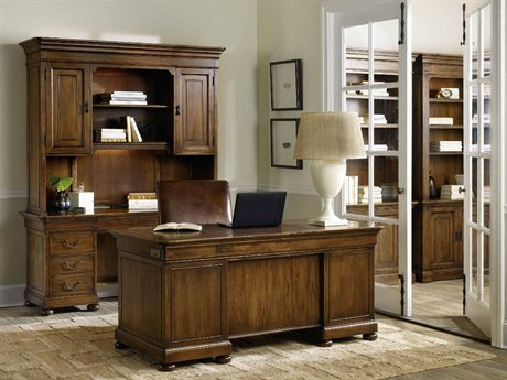 Hooker Furniture Archivist Home Office Set
