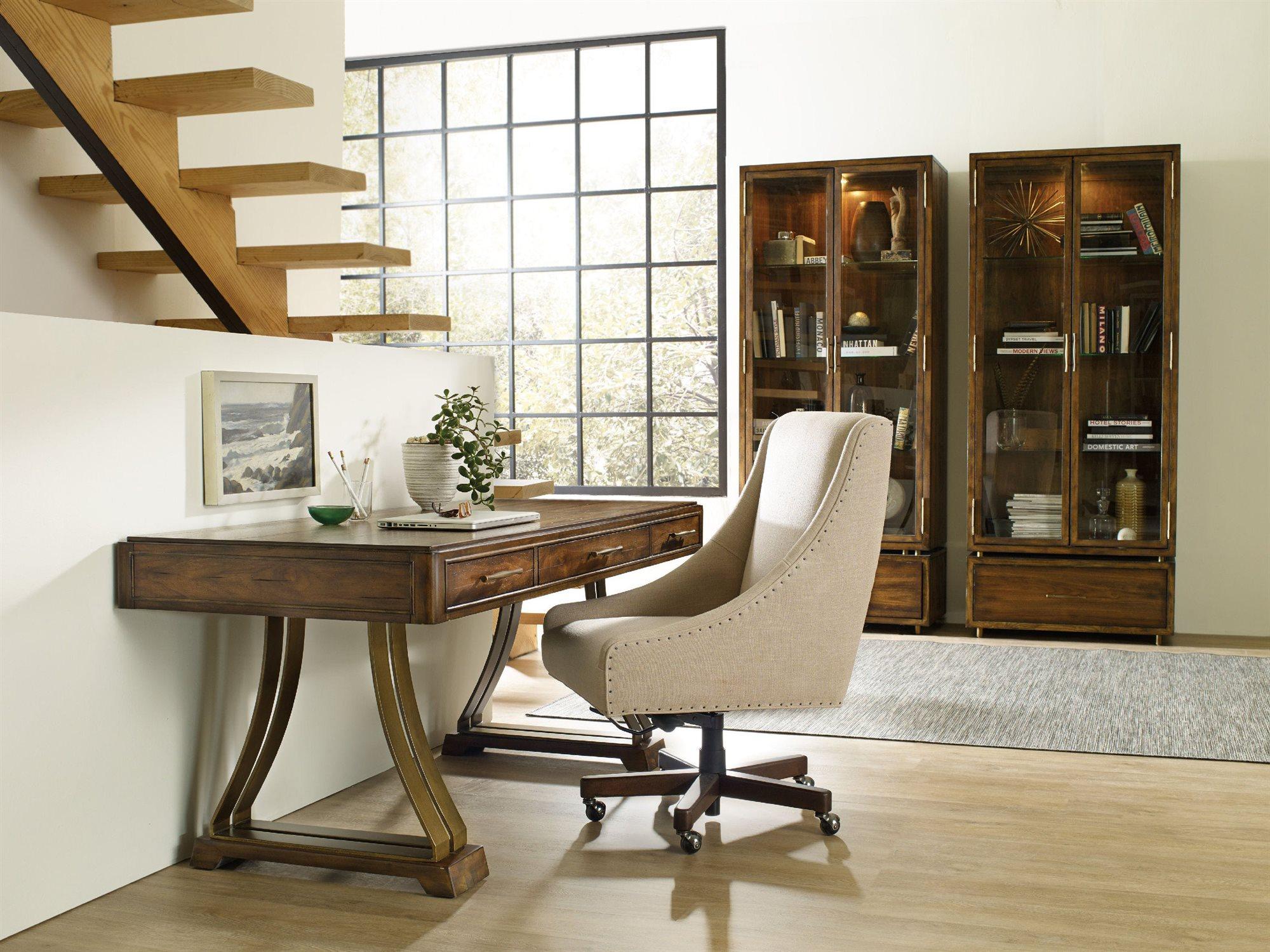 Hooker Furniture Big Sur Medium Wood 66 L X 30 W