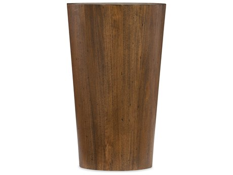 Hooker Furniture Big Sur Medium Wood 24'' Wide Round Cocktail Table
