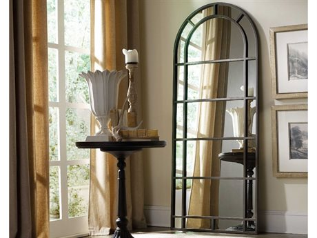 Hooker Furniture Corsica Black 32''W x 78''H Floor Mirror