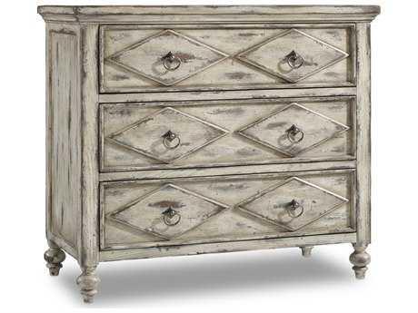 Hooker Furniture White, Cream & Beige 38''W x 18''D Accent Chest