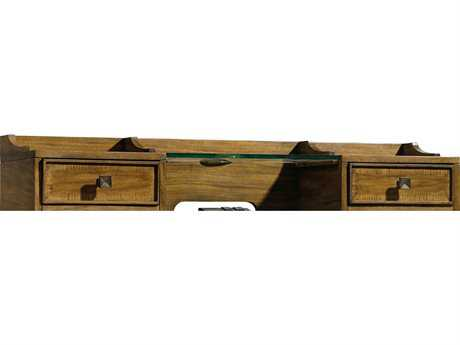Hooker Furniture Retropolitan Soft Caramel Credenza Hutch