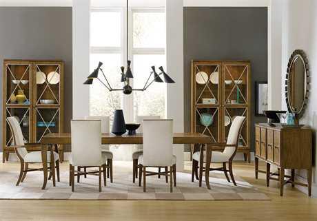 Hooker Furniture Retropolitan Dining Room Set