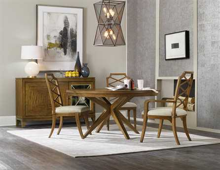 Hooker Furniture Retropolitan Dining Room Set