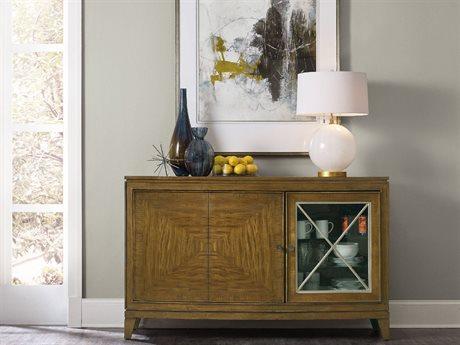 Hooker Furniture Retropolitan Soft Caramel 62''L x 20''W Rectangular Server