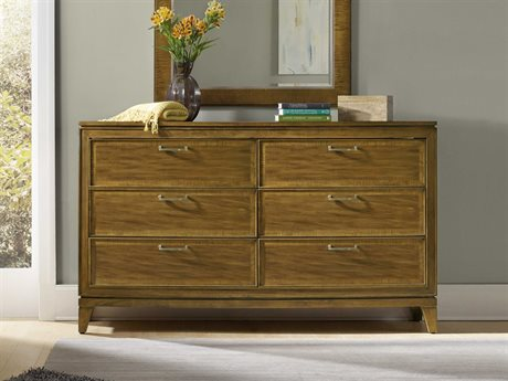 Hooker Furniture Retropolitan Soft Caramel Double Dresser