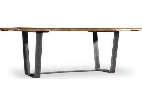Hooker Furniture Live Edge 83''L x 42''W Rectangular Dining Table